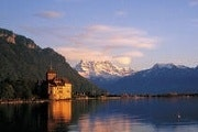 Tour to Chillon Castle, Vevey and Montreux from Lausanne
