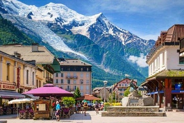 Bus tour to Chamonix and the Mont Blanc from Geneva