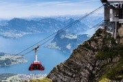 Tickets for an independent day trip to Mount Pilatus
