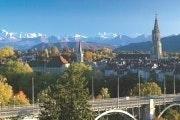Bezoek aan Bern en een kaasmakerij vanuit Luzern