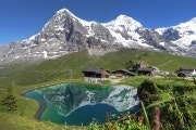Guided Jungfraujoch and Bernese Oberland tour from Lucerne