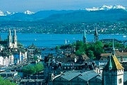 Zurich city highlights plus cable car ride