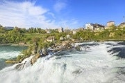 Guided Rhine Falls tour from Zurich