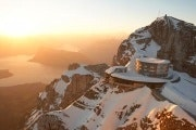 Mount Pilatus tour from Lucerne (winter), Swiss lunch included