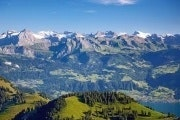 Classic Summer Round Trip to Mount Rigi & Lucerne from Zurich