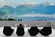 2-day tour from Zurich with overnight stay on Mount Rigi