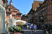 Tour of Zurich city, the Rhine Falls and historical Stein am Rhein