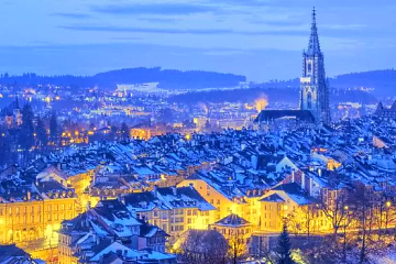 3 days of Christmas markets in Bern and Zurich