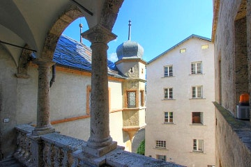 Guided Stockalper Palace tour in Brig