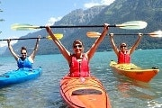 Lake Brienz kayak tour