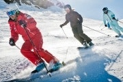 Ski rental & lift ticket for experienced skiers in the Jungfrau region