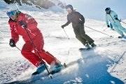 Huur van skispullen voor ervaren skiërs in de Jungfrauregio