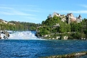Rhine Falls and Schaffhausen with a private guide from Zurich