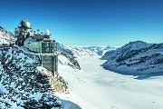 Jungfraujoch guided small group tour from Interlaken