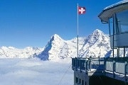 Private tour to the Schilthorn and Mürren from Interlaken