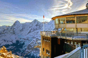 Small group tour to the Schilthorn and Mürren from Interlaken