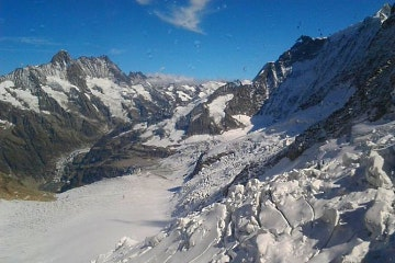 Guided Jungfraujoch tour for Swiss Travel Pass holders