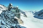 Met een privégids naar het Jungfraujoch vanuit Interlaken