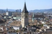 Zurich Old Town guided walking tour