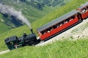Tickets for an independent train trip to the Brienzer Rothorn
