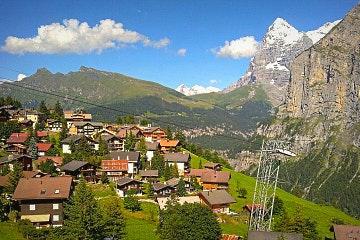 6-day Car Free Villages Tour of Switzerland