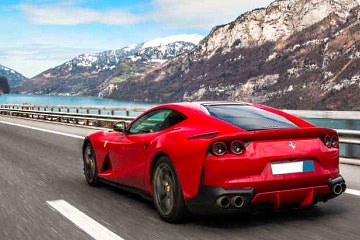 Driving tours in the Swiss Alps