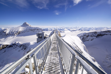 Discounted tickets to Glacier 3000 (Swiss Travel Pass)