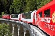 Tickets for the Glacier Express (e-tickets)