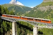 Tickets for the Gornergrat railway (e-tickets)