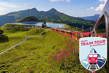 Grand Train Tour of Switzerland 3 to 8 days