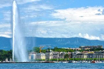 1-hour Lake Geneva cruise from Geneva