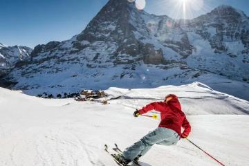 Jungfrau ski pass