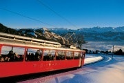 Mount Rigi and Lucerne winter day trip from Zurich