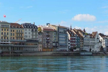 Customizable private tour of Basel