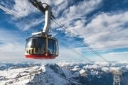 Tickets met korting voor de Titlis (Swiss Travel Pass)