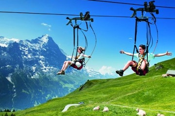Full Grindelwald-First adventure tour from Lucerne