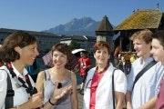 Wandeling van 2 uur door Luzern met gids