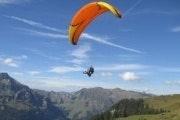 Paragliding-tandemvlucht bij de Vierwaldstättersee