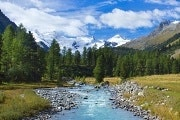 8-day hiking holiday in the Upper Engadine region