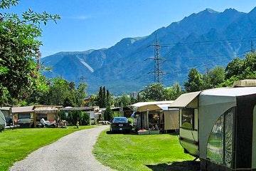 Chur, Camp Au