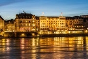 Basel, Grand Hotel Les Trois Rois