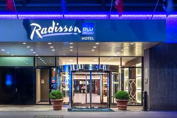 Basel, Radisson Blu Hotel