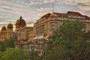 Bern, Hotel Bellevue Palace