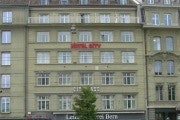 Bern, Hotel City am Bahnhof
