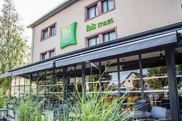 Blotzheim, Ibis Styles Bâle-Mulhouse Aéroport