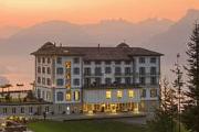 Ennetbürgen, Hotel Villa Honegg