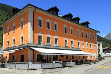 Fiesch, Hotel des Alpes