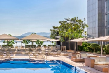 Genf, Hotel President Wilson