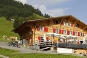 Grindelwald, Berghaus Bort