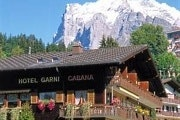 Grindelwald, Hotel Cabana